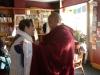 Lama Jampa met Voorzitster