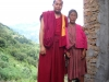Lama Jampa en zijn moeder
