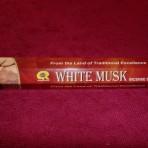 Wierook Witte Muskus