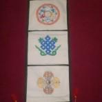 Kaarten Houder Voorspoedsymbolen