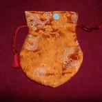 Malatasje -Oranje, draak patroon, Klein-